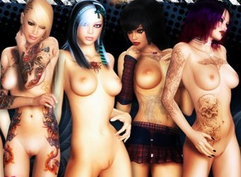 3d Nackte schülerinnen von nackte girls bilder XXX