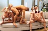 Nackt orgie in sexy erwachsenen handygames