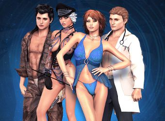 Downloaden City of Sin 3D Unity PC Porno Spiele online