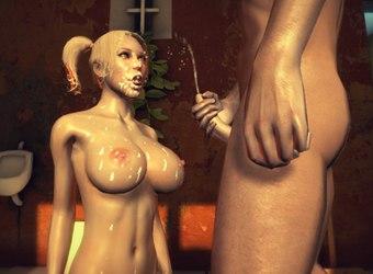 Juliet Sex mit einer blonden Sex und geilen Perversionen