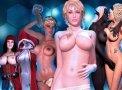 Erotik nackte Sexspiele mit interaktiven 3D Porno