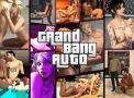 Grand Bang Auto mit Gangster Mädchen gefickt von Mafia Bosse