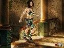 Lara croft aus tomb rider zeigt dicke titten