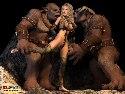 Sklave nackt celeb gefickt von grausamen trolle