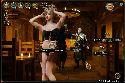 Freche barmaid tanze fur die inn besucher